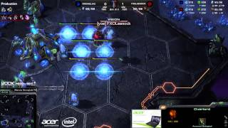 Leenock vs. Welmu (ATC) - FlashWolves vs. NrS - Game 2 - StarCraft 2