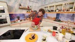Салат олів'є з запечених овочів від Євгена Клопотенка