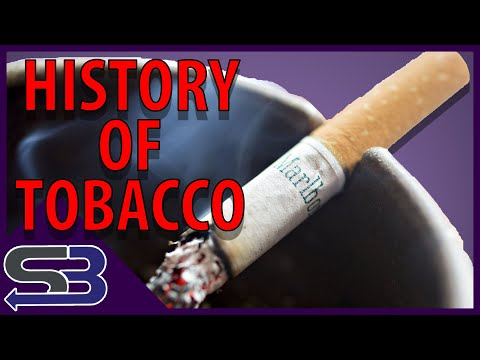 The Strange History of Tobacco