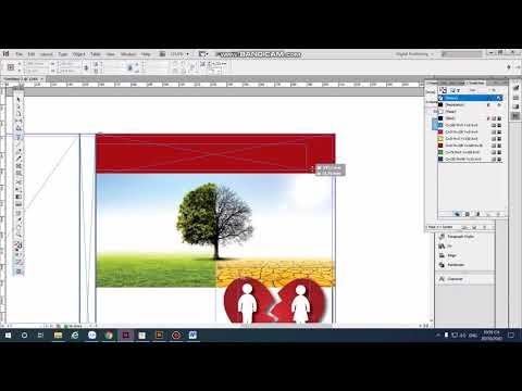 Hướng dẫn thiết kế bìa sách bằng phần mềm InDesign