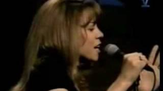 Mariah Carey / Anytime You Need A Friend ( Live - David Let
