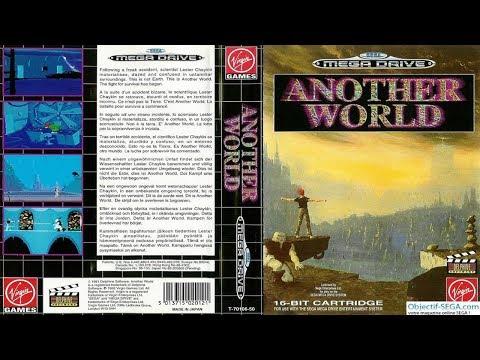 Another World ► Прохождение Русской Версии [SEGA Mega Drive 2] Full HD