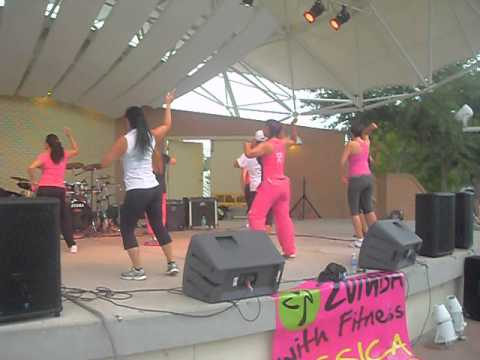 ZUMBA WITH JEIKA, AJUSTA EL ZOOM -  PHENOM (RELAY FOR LIFE)