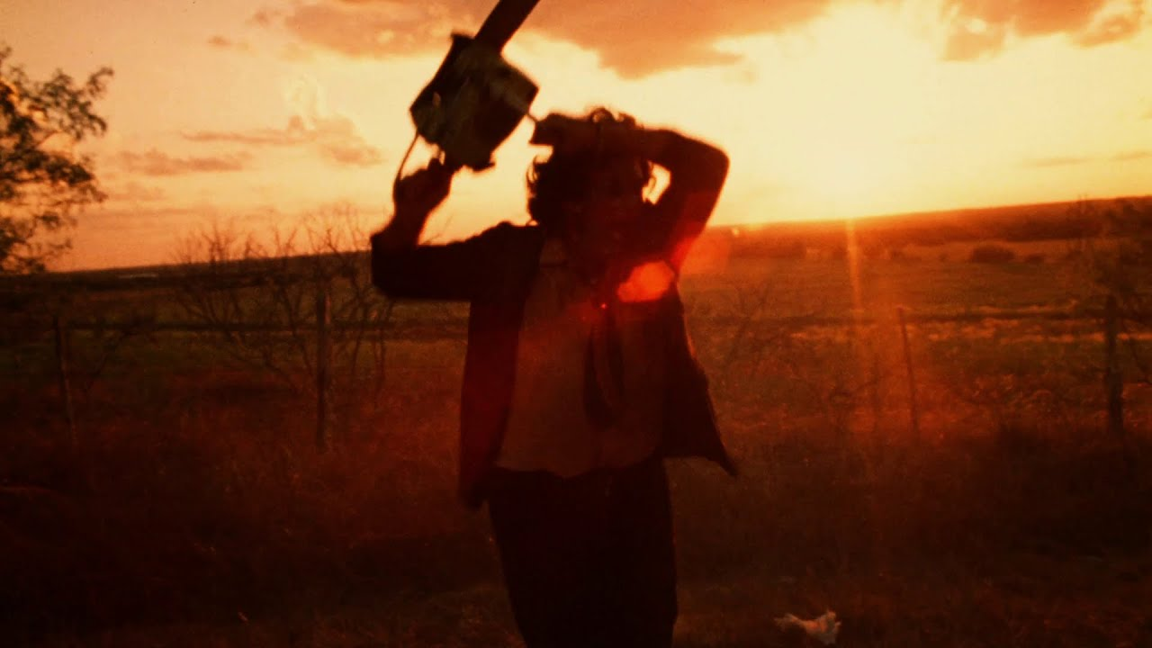 the texas chainsaw massacre - 40th anniversary edition (dvd trailer