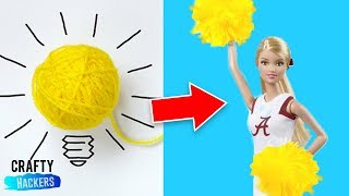 20 DIY Miniature School Supplies and School Outfits For Your Barbie