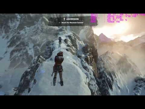 Rise of the Tomb Raider on Gtx 960M (Low/Medium/High/Very High/Optimal) [1080P]