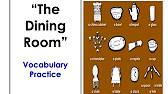 Dining Room English Lesson