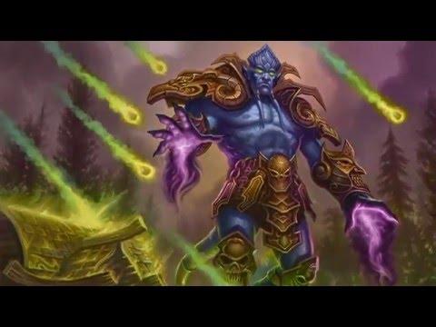 Архимонд Осквернитель - World of Warcraft - кратко о героях
