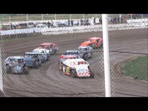 I-76 Speedway - Sport Mod Heat 1 & 2 - July 16, 2016