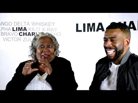 Legendary Capt. Gail Harris interviewed by Chuck Nice for Lima ...