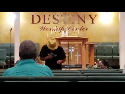Evangelist Beverly Vawters-Washington