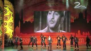 Mera joota hai japani,Aawara hun,chalat musafir,Raj kapoor Dance performance Zenith dance Institute