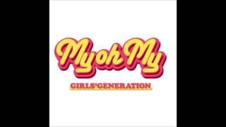 Ringtone[DL] my oh my - SNSD