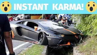 Instant Karma Cars Compilation 2019! | Funny Clips | Priceless Compilations | HQ