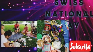Swiss National Day  gathering in Arbon
