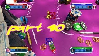 The FGN Crew Plays Toybox Turbos Part 10 - Close Calls (PC)