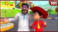 New Episodes Of Chacha Bhatija    Hindi Cartoons For Kids  Basuriwala