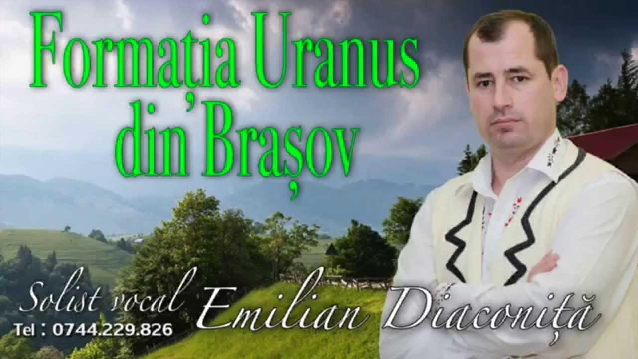 Colaj Sarbe Si Hore Cu Formatia Uranus Din Brasov Youtube