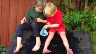 Trailer bNosy Enkla Experiment för Barn