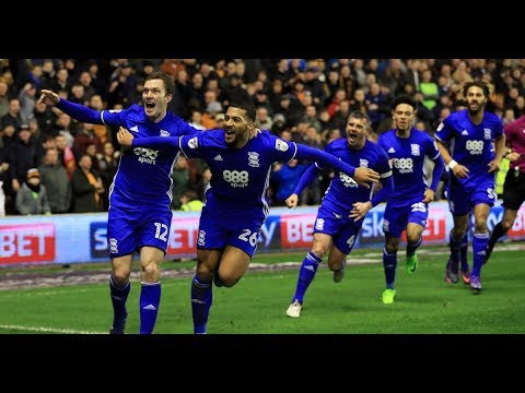 BIRMINGHAM CITY FC | ALL GOALS 16/17 SEASON | KRO