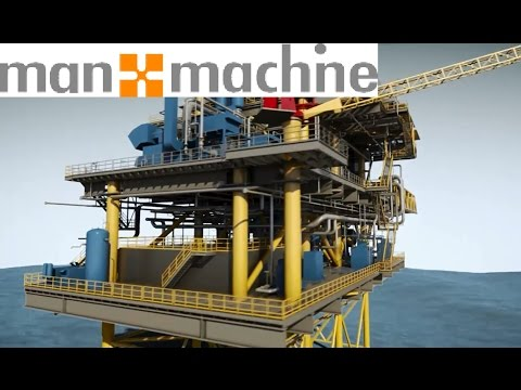 Offshore Platform Design with Autodesk Plant Design Suite