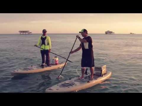 2016 Imagine Angler Polyethylene SUP