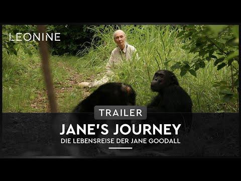 Jane's Journey - Die Lebensreise der Jane Goodall - Trailer (deutsch/german)