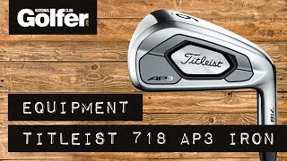 Titleist 718 AP3 Irons Review