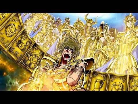 "「Saint Seiya」 ""Regulus de Leo vs Radamanthys de Wyvern"" (Batalla completa) 【Español Latino】"