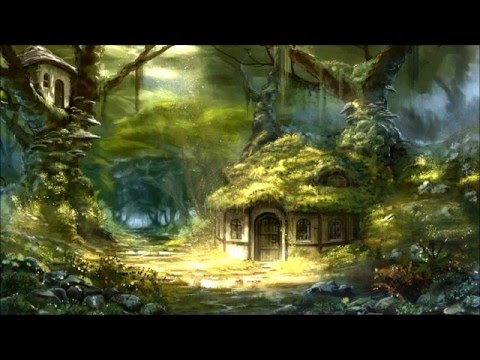 Celtic Elf Music - Whispering Oaks