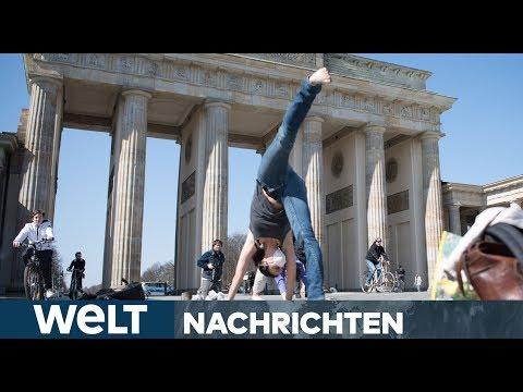 COVID-19-KRISE: Deutschland hält
