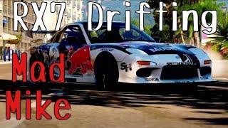 Forza Horizon 2 RX7 Drifting