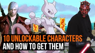 The 10 best unlockable characters in games and how to get them