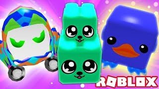 SHINY LEGENDARY TOY LAND PETS! | Roblox Bubble Gum Simulator