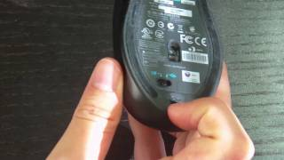 Hp 2.4ghz wireless optical mobile mouse review