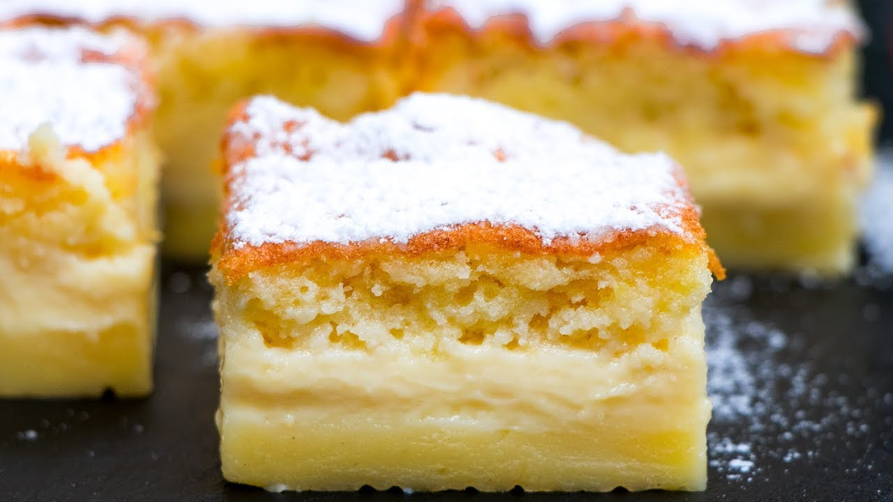 Prajitura INTELIGENTA - reteta clasica Cookrate-Romania