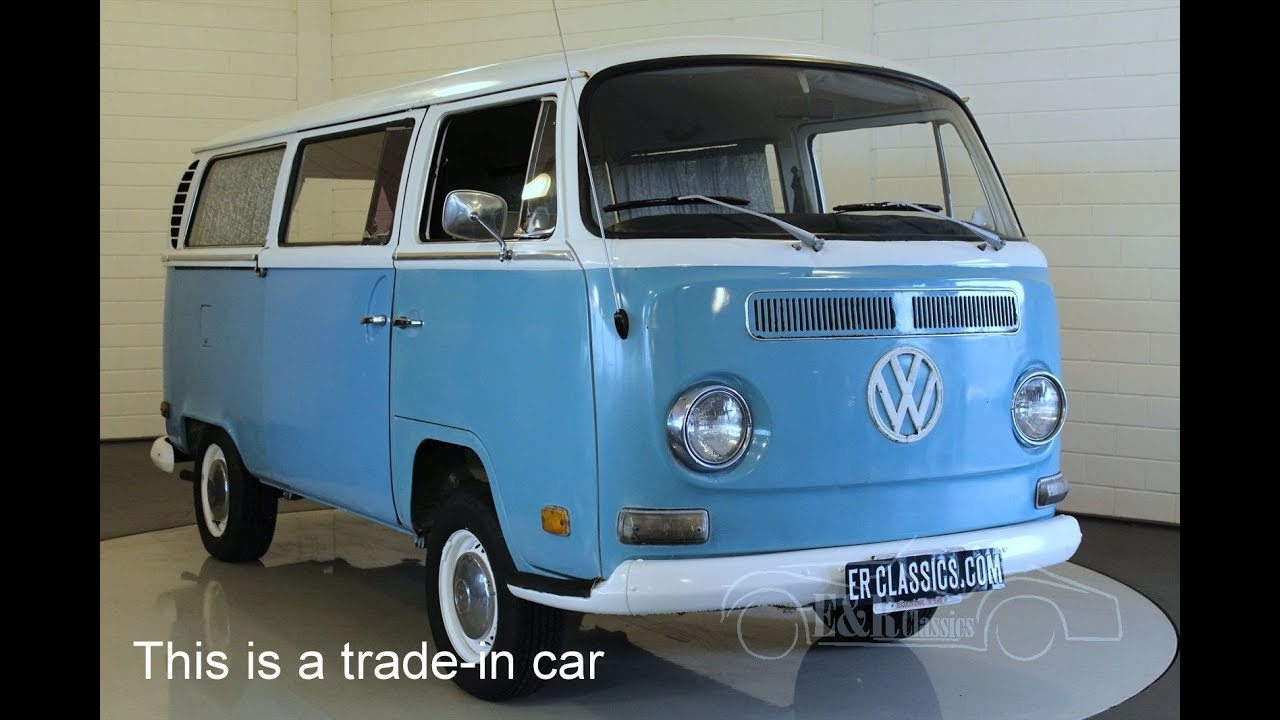 Volkswagen T2a 1971 Bus Video Www Erclics