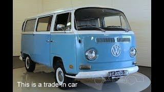 Volkswagen T2A 1971 Bus -VIDEO- www.ERclassics.com