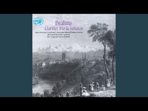 Clarinet Trio in A Minor, Op. 114: IV. Allegro