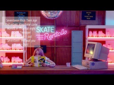 sweet & spicy korean playlist