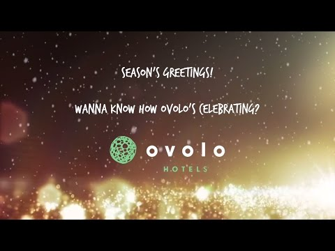 Ovolo Hotels - Holiday Video 2016