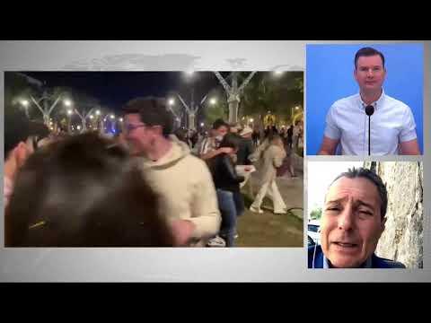 Enfrenta España serio riesgo de aumento de contagios de Covid-19, tras final de estado de alarma