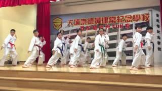 黃建常開放日~跆拳道@28/4/2016