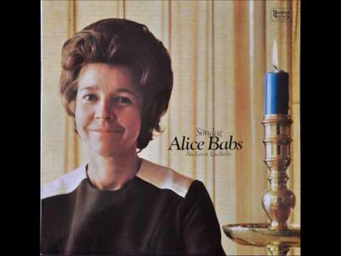 Alice Babs - Söndag Full Album