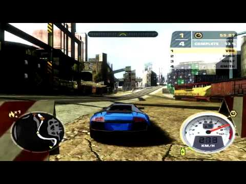 Need For Speed: Most Wanted Ultra Graphics
