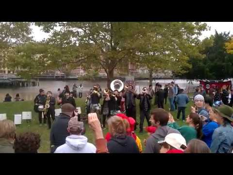 Funk Rust Brass Band at PRONK