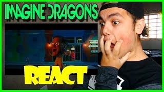 "Imagine Dragons - Zero (From the Original Motion Picture ""Ralph Breaks The Internet"") - REACT"
