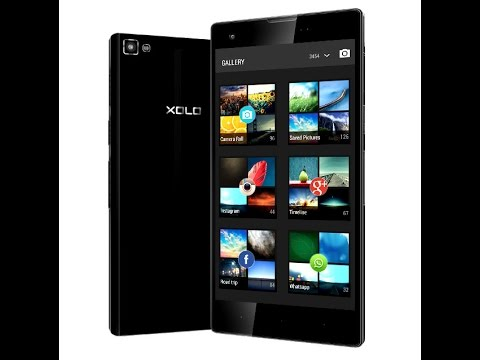 Xolo 8X 1000 Octa Core processor and HIVE UI | Mobile Talk News