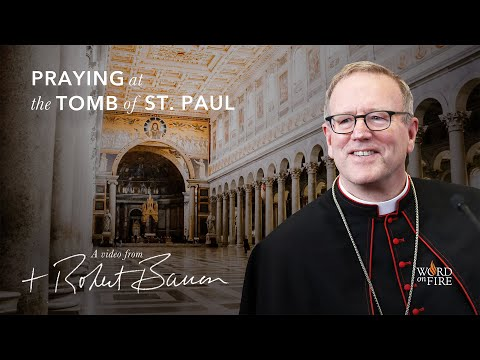 Bishop Barron on Feeling Unworthy