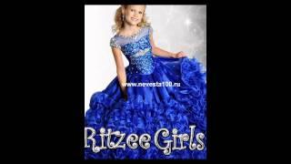 видео платья на выпускной -   Детские платья на выпускной 2015
